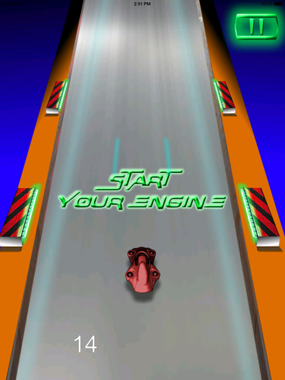 Epic Race Track In Town Pro - AvoidOtherCarsTrack screenshot 8