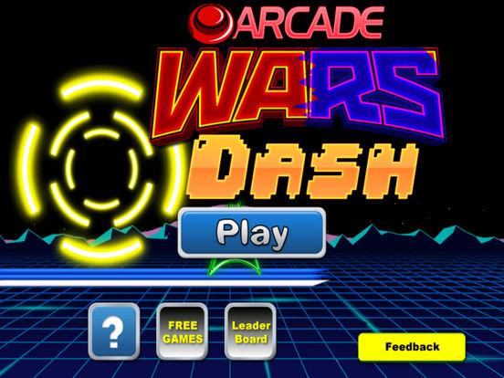 Arcade Wars Dash PRO - Computer Robot Cube Jump screenshot 6