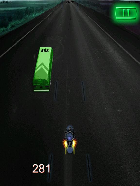 A Night Turbo Tiny - City Offroad Game screenshot 7