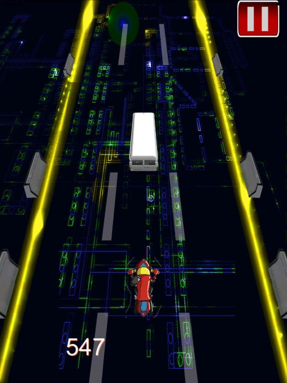 A Moto Hero Of The Night - Extreme Motorcycle Game screenshot 10