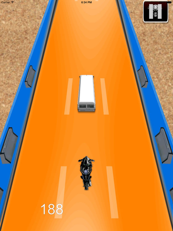 Advance Bike Race Pro - Motorcycle Chase screenshot 7