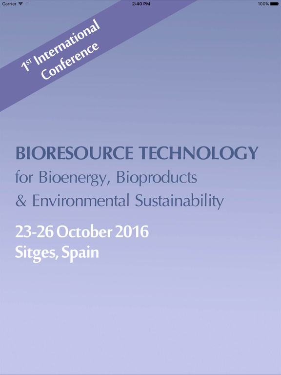 BIORES2016 screenshot 6