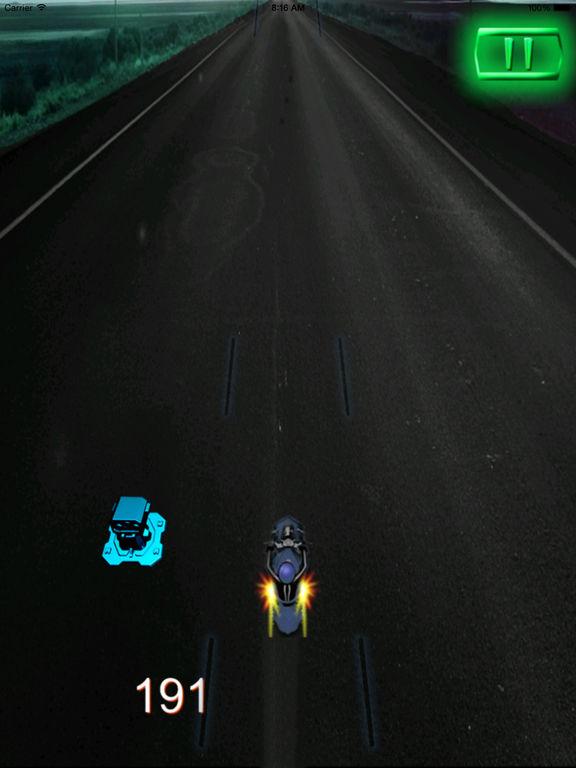 A Night Turbo Tiny - City Offroad Game screenshot 9