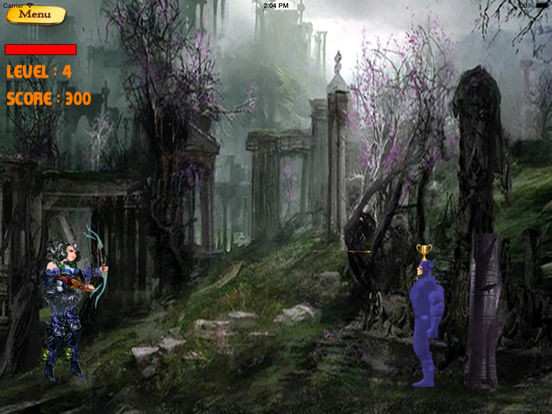 Bow of Shooting Swipe Deluxe - Target Shooting Game screenshot 10