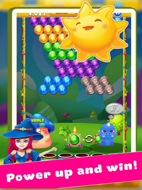 Fantasy Bubble Color - Ball Magic screenshot 5