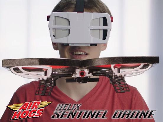 Air Hogs Helix Sentinel Drone screenshot 6