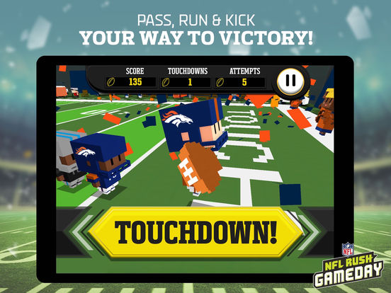 NFL Rush Gameday screenshot 10