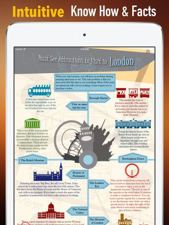 Britain Travel:Raiders,Guide and Diet screenshot 6
