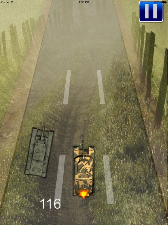 Amazing Tank Superhero - Race World of War Tanks Blitz screenshot 10