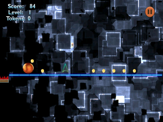 A Impossible Geometry Dangerous - A Crazy Game Balls screenshot 8