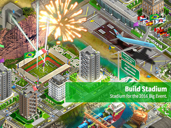 Rio de Janeiro - Tycoon 《 2016 World Edition 》 screenshot 10