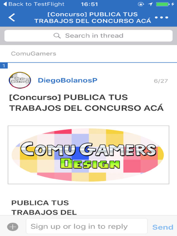 ComuGamers screenshot 5