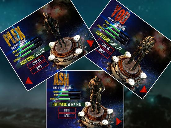 Modern Robot fight 3D : New Game 2016 screenshot 5