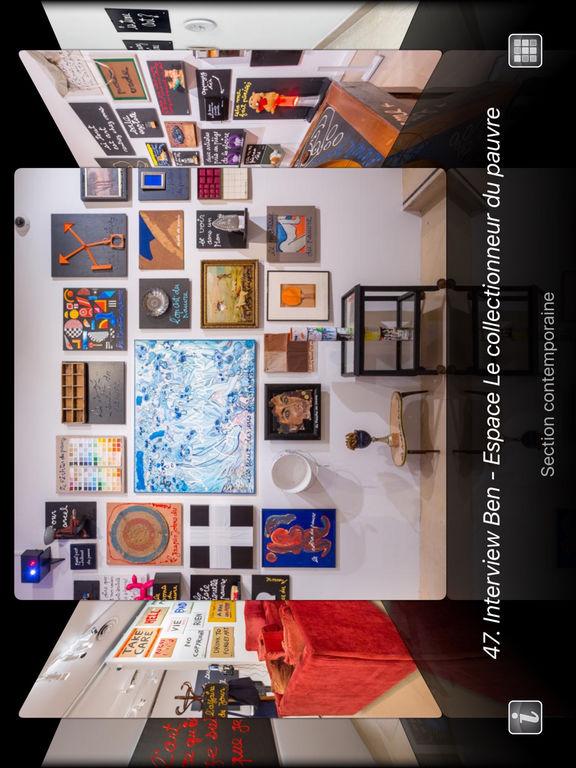 Is everything art? Ben at Musée Maillol HD screenshot 8