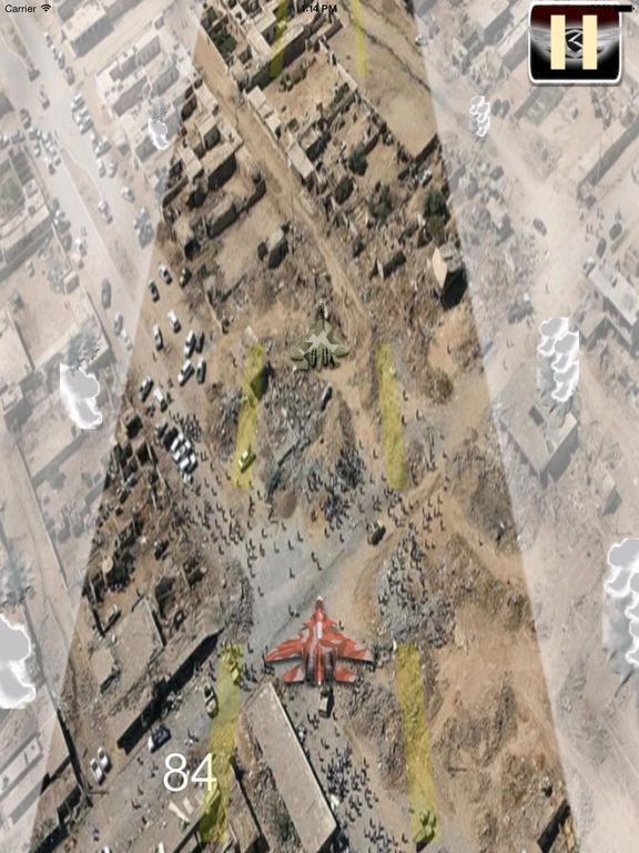 Flight Simulator Aircraft - Airplane Carrier Landing Lite Game screenshot 8