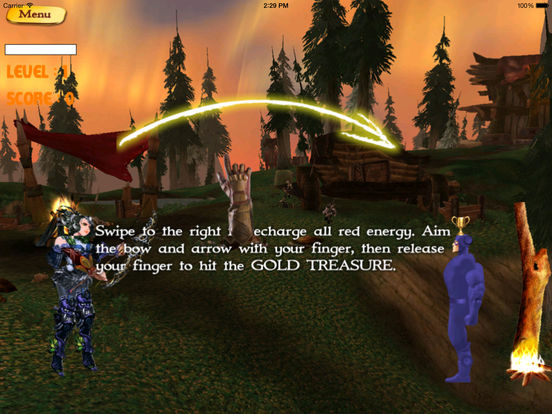 A Tournament In Temple Archery - Archer World Cup Game screenshot 9