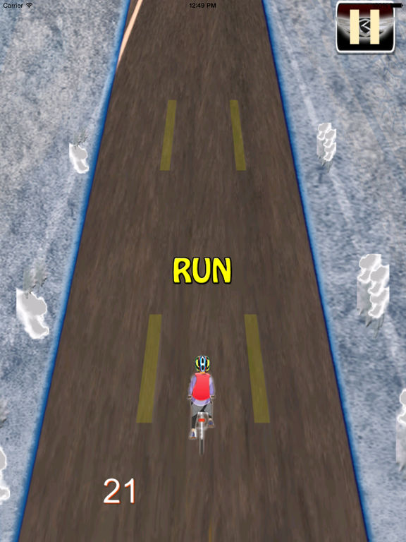 A Road Cycling Runner PRO - A Xtreme Adrenaline screenshot 10