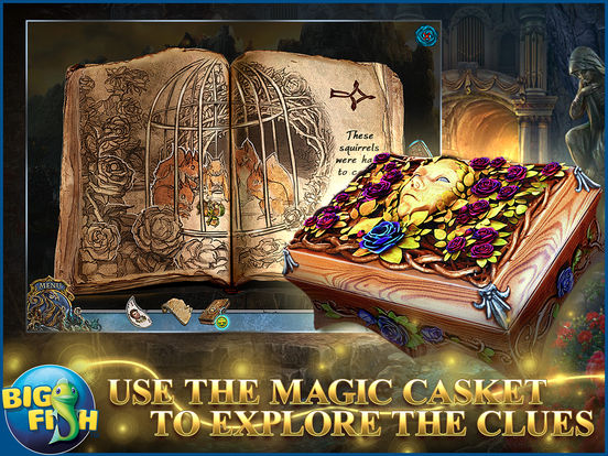 Living Legends: Bound by Wishes - A Hidden Object Mystery (Full) screenshot 8