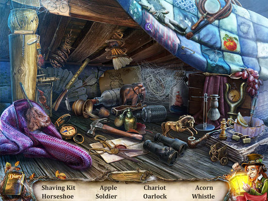 Contract With The Devil Hidden Object Adventure screenshot 8