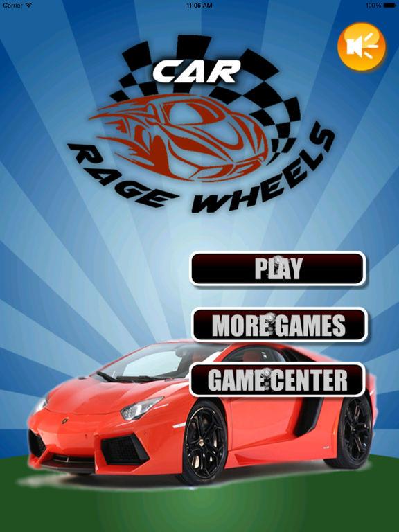 Car Rage Wheels - Race of Champions screenshot 6