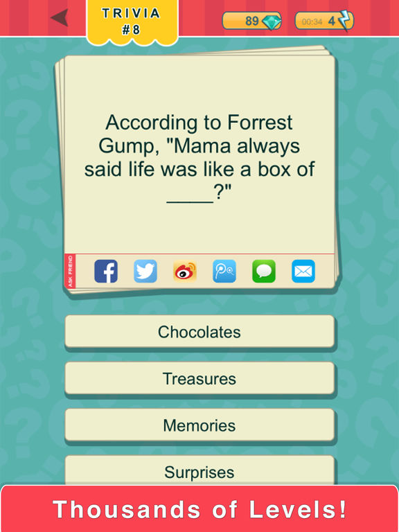 Trivia Quest™ Phrases - trivia questions screenshot 6