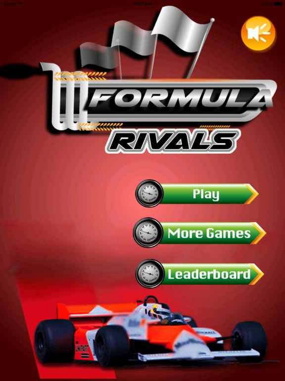 Formula Rivals - Classic Racing Game screenshot 6
