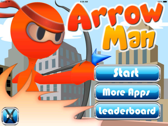 Arrow Man - The Best Archery Revenge screenshot 6