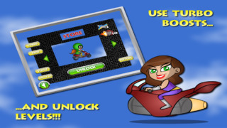 Motorcycle Bike Race Super Girls screenshot 2