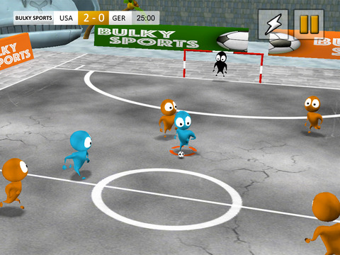 Alby Street Soccer 2015 - Real football game for big soccer stars by BULKY SPORTS [Premium] screenshot 9