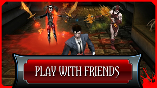 Dark Legends MMORPG screenshot 3