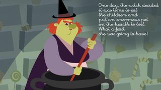 Hansel & Gretel - Multi Language book screenshot 4