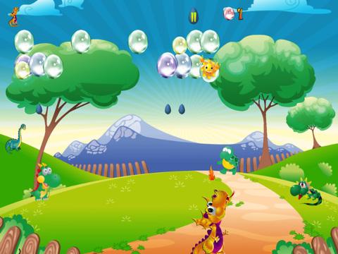 Dragon Bubble Ball Pro screenshot 7