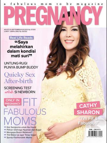 PREGNANCY (Magazine) screenshot 6