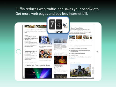 Puffin Browser Pro screenshot 8