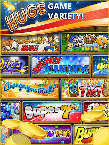 Triple 7's Slots – Free Slot Machines with Authentic Las Vegas Casino Rules screenshot 3