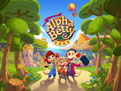 AlphaBetty Saga screenshot 10