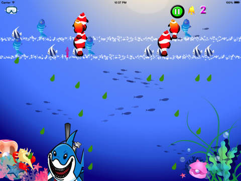 Swing Shark Pro : Shooting Game Of Fishes Battle screenshot 7
