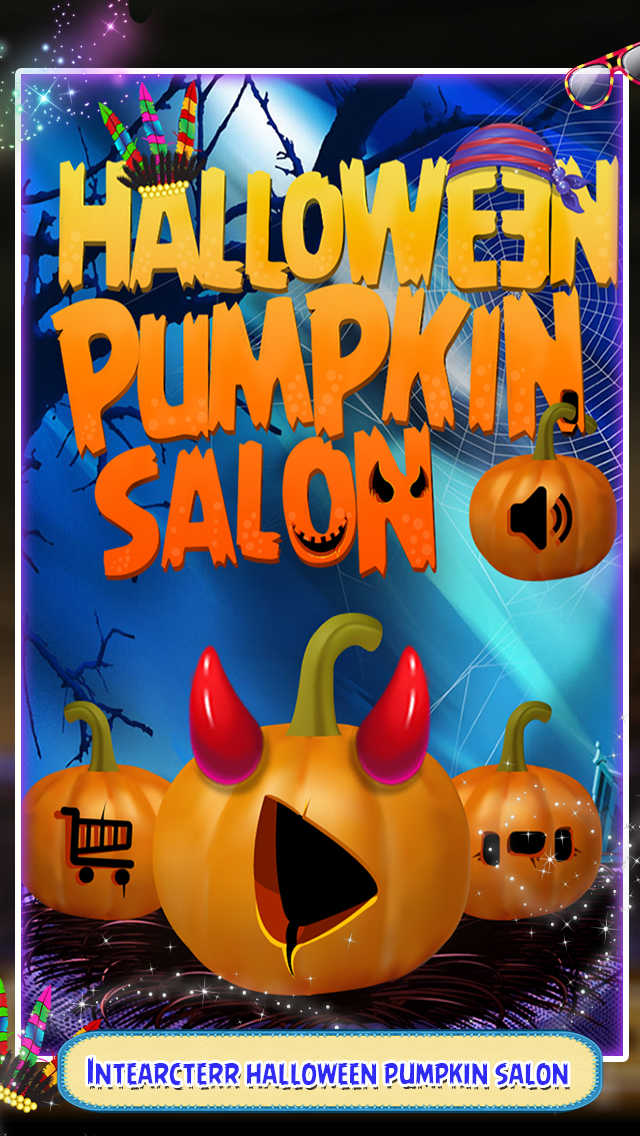 Halloween Pumpkin Salon screenshot 3