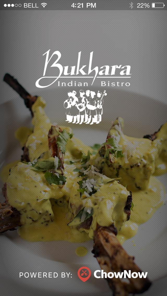 Bukhara Indian Bistro screenshot 1