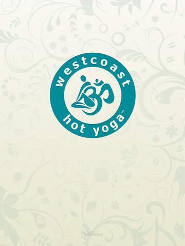 Westcoast Hot Yoga screenshot #1