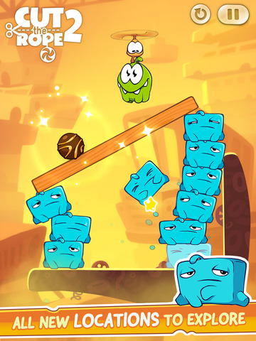 Cut the Rope 2 screenshot #2