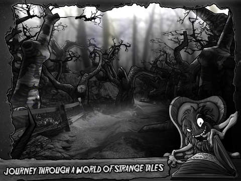 The Bedsby Tales: Spooky Short Stories with Monsters, Myths, Ghosts and More! screenshot 1