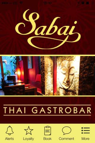 Sabai Thai, Brighton - náhled