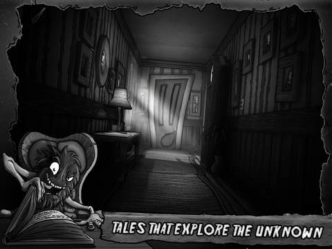 The Bedsby Tales: Spooky Short Stories with Monsters, Myths, Ghosts and More! screenshot 2