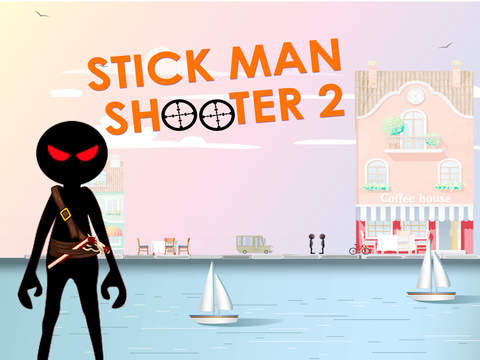 Stickman Commando Attack screenshot 9