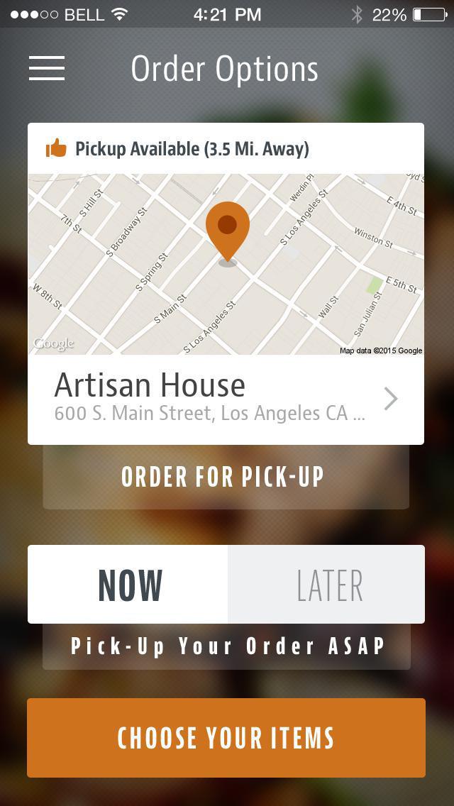 Artisan House screenshot 2