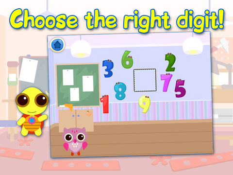 Educational Games For Children: Learning Numbers & Time. Full Paid. screenshot 9
