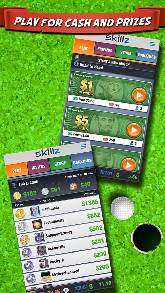 Mini Golf Star Retro Golf Game screenshot 5