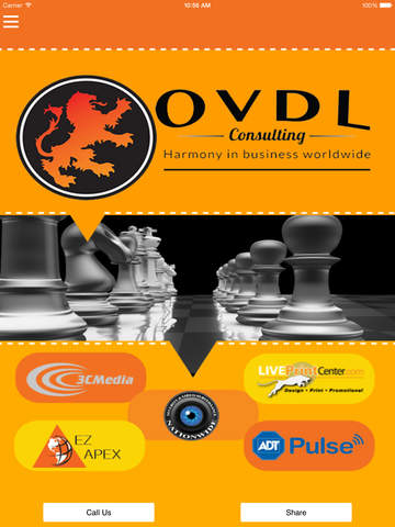 OvdL Consulting - náhled