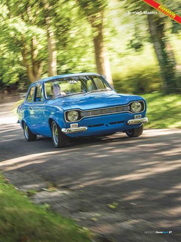 Classic Ford Magazine screenshot 7